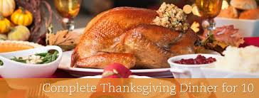 dearborn pre cooked thanksgiving dinner for 10 dearborn market
