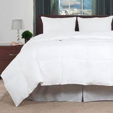 Down Comforter Full Size Lavish Home White Feather Down Full Queen Comforter 64 13 Fq The