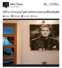Kolo Toure Memes - pictures memes the jokes after liverpool sign kolo toure from man
