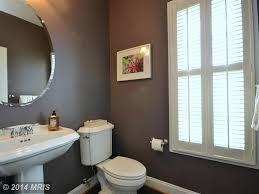 traditional powder room with powder room u0026 pedestal sink in
