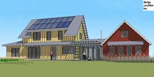 root river house owners carefully plan a net zero project to waste