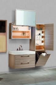 bathroom bathroom vanity with wall mounted medicine cabinet