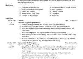 best technical resumes it support resume examples examples of resumes