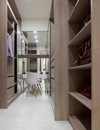 Closet Chairs Home Design Minimalist Modern Walk In Closet With Wooden