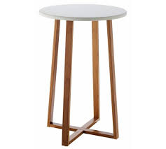 coffee tables and side tables buy habitat drew tall side table bamboo coffee tables side