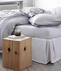 tree trunk bedside table resemblance of tree trunk side table contribute immense natural