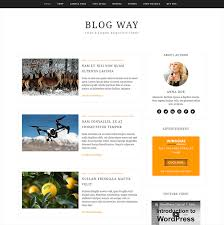 15 super cool free lifestyle blog wordpress themes wp wagon