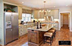 a frame kitchen ideas ranch house kitchen ideas awesome open floor plan makes frame house