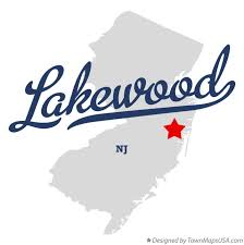 map of lakewood new jersey map of lakewood nj new jersey