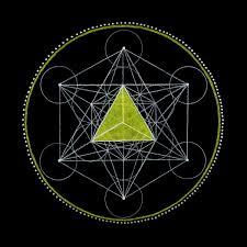 solar plexus tetrahedron and solar plexus chakra mandala chakra