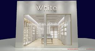 Jewelry Shop Decoration Funroad Customized Jewelry Shop Decoration Jewerly Showcase View