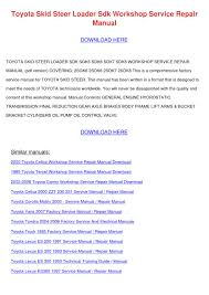100 toyota hilux 99 repair manual 1999 toyota tacoma wiring