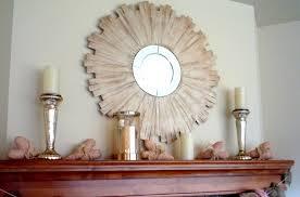 crafty sisters sunburst mirror sunburst mirror