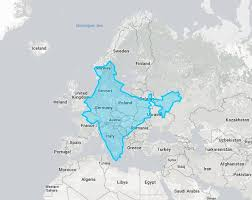 us map equator this international website compares true sizes of countries it