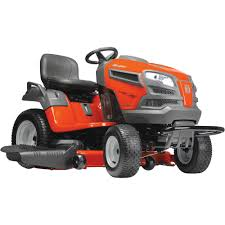 husqvarna riding lawn mower u2014 725cc kohler courage engine 54in