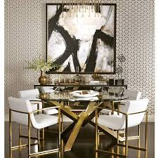 Modern Mirrors For Dining Room by Best 25 Glass Dining Table Ideas On Pinterest Glass Dining Room