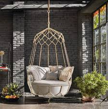 contemporary outdoor furniture swing why choose contemporary