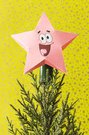 patrick star tree topper nickelodeon parents