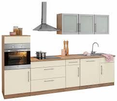 K Henzeile Küchenzeile Aachen Mit E Geräten Breite 300 Cm Otto