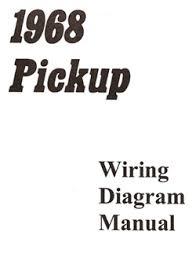 1968 chevy u0026 gmc truck wiring diagram chevy truck parts
