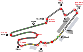 Circuit Of The Americas Track Map by Marquez And Pedrosa Reunited For Gp Of France Motogp