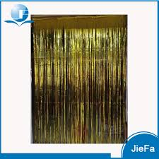 Gold Foil Curtain by List Manufacturers Of Gold Foil Fringe Curtains Buy Gold Foil