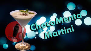 Martini Chocomenta Drink Factory Youtube