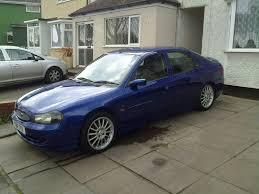 1999 ford mondeo st200 related infomation specifications weili
