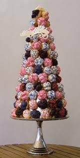 crockenbush food pinterest croquembouche profiterole tower