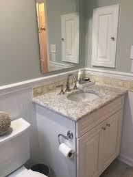 Bathroom Vanity New Jersey by Bathroom Makeover Summit Nj Monk U0027s Home Improvements