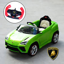 lamborghini toddler car lamborghini ride on ebay