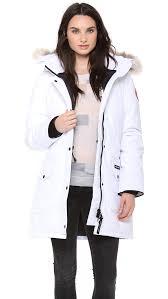 canada goose montebello parka white womens p 85 canada goose trillium parka shopbop save up to 30 use code more17