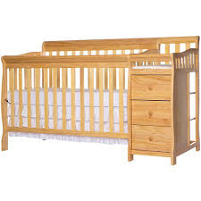 Convertible Crib And Changer On Me 5 In 1 Brody Convertible Crib With Changer