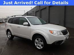Subaru Forester Rugged Package Used Subaru Forester For Sale In Seattle Wa Edmunds
