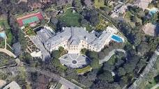 Image of Aaron Spelling house