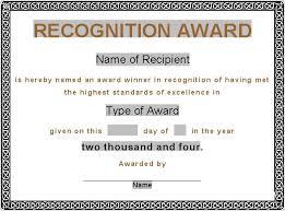 certificate of service template best community service