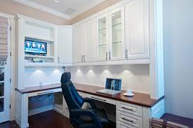 Custom Built Desks Home Office Home Office Built Handmade Built In Home Office By A K Custom