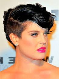 short hairstyles for thick hair over short hairstyles ideas