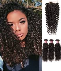 weave jerry curls hairstyle 3 bundles brazilian virgin jerry curly hair weave with pre plucked