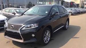 lexus suv for sale kentucky new black 2015 lexus rx 350 awd technology package review