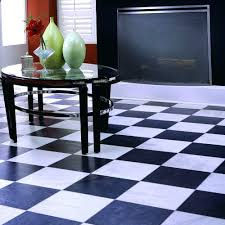 Black And White Laminate Flooring Black White Checkerboard Laminate Flooring