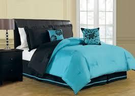 Black And Teal Comforter 6 Piece Comforter Sets 6 Piece King Harper Reversible Comforter