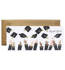 grad cards congrats grad greeting card by rifle paper co made in usa