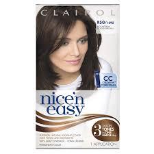 clairol nice u0027n easy permanent hair color r5g 129g rich medium