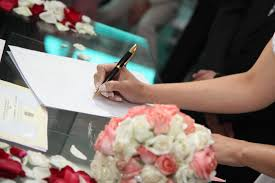 wedding signing free images flower meal married ceremony floristry sense