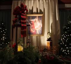 c b i d home decor and design christmas decor a warm welcome
