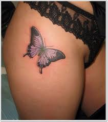 the 25 best butterfly thigh ideas on butterfly