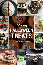 14 Ridiculously Awesome Halloween Treats Anyone Can Make