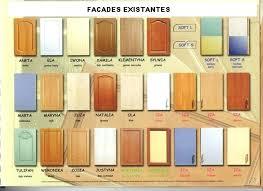 fa軋de de porte de cuisine facade cuisine pas cher facade porte cuisine pas cher maison et