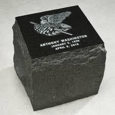 memorial urns outdoor granite memorial urn cremation urns
